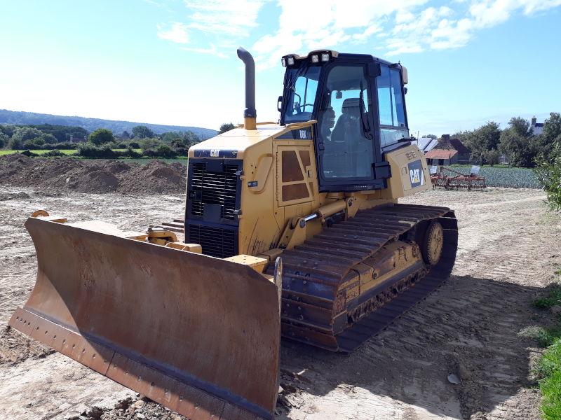 CATERPILLAR BULL D6K Bulldozer 13 tonnes