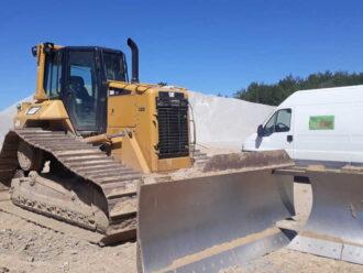 BULL D6N Bulldozer 18 tonnes