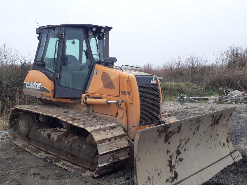 CASE 1150K Bulldozer 13 tonnes