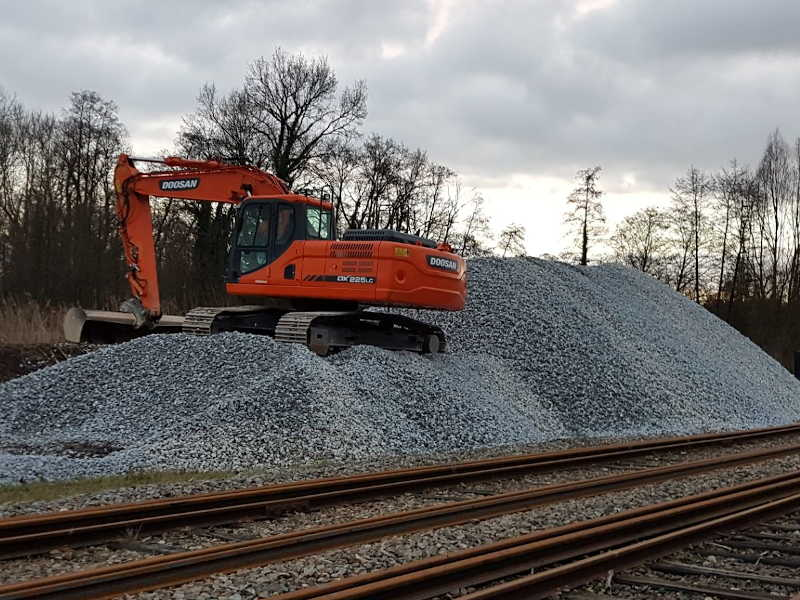 Travaux ferroviaires